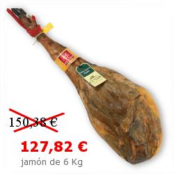 Jamón de Jabugo D.O. Huelva Selección Cebo