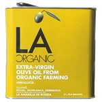 Aceite de Oliva Virgen Extra Ecológico LA ORGANIC Arbequina/Picudo Suave