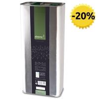 Aceite de oliva virgen extra ecológico Oleura arbequina 4 litros