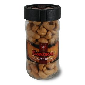 Salted Cashew Nuts Sandral 200 gr