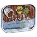 Filetes de anchoa del Cantábrico en aceite de oliva Hoya 78 gr