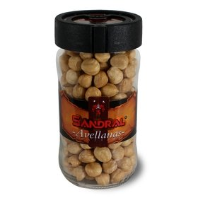 Toasted Hazelnuts Sandral 200 gr