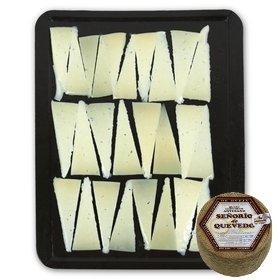 Señorío de Quevedo Manchego Sheep Milk Cheese Platter