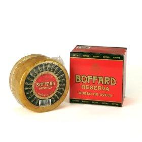 Queso de oveja Boffard Reserva