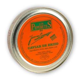 Caviar de erizo Los Peperetes 150 gr