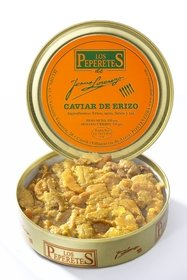 Lata de caviar de erizo Los Peperetes