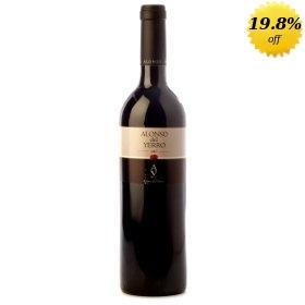 Ribera del Duero Red Crianza wine Alonso del Yerro 2010
