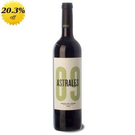 Ribera del Duero Red Crianza wine Astrales 2011