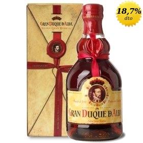 Brandy Gran Duque de Alba, D.O. Jerez-Manzanilla 700 ml