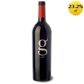 Toro Red Crianza wine Gago 2008