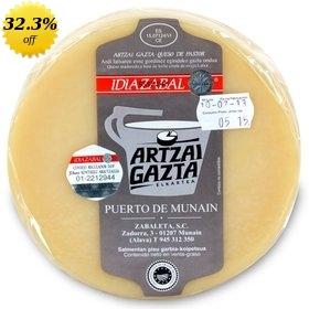 Artzai Gazta PDO Idiazabal Sheep Milk Cheese
