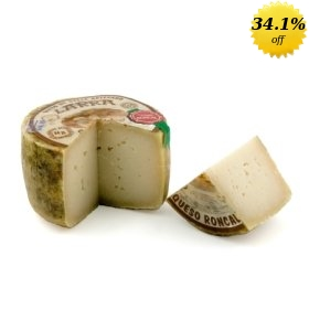 Larra Roncal Sheep Milk Cheese