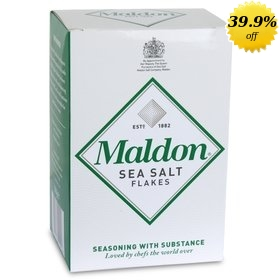 Maldon Sea Salt 250 gr