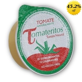 Iberitos Tomato single serve portions 25 gr