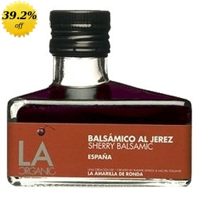 Sherry Balsamic Vinegar La Organic 125 ml