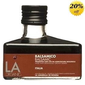 Balsamic Vinegar of Modena La Organic 125 ml