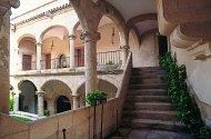 La Coria convent museum in Trujillo