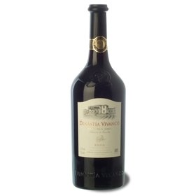 Rioja Red Reserva wine Dinastía Vivanco 2008