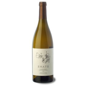 Vino blanco con crianza Enate Chardonnay 2011, D.O. Somontano