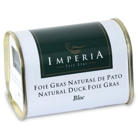 Block of Duck Foie gras Imperia 130 gr