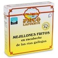 Mejillones fritos en escabeche de las Rías Gallegas Paco Lafuente 8/10 uds. 111 gr