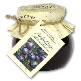 Organic Blueberry Jam Cata Gourmet 240 gr