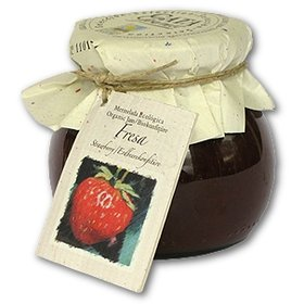 Organic Strawberry Jam Cata Gourmet 240 gr
