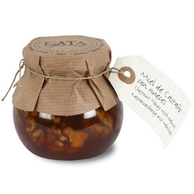 Chestnut Honey with walnuts Cata Gourmet 250 gr