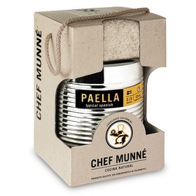 Seafood Paella Chef Munné