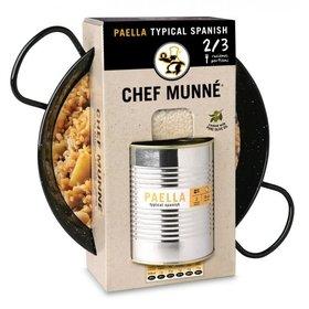 Paella Chef Munné + Paellera