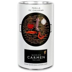 Paella de calamar Querida Carmen