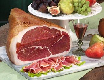 Parma ham (Italy)