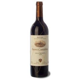 Vino tinto gran reserva Sierra Cantabria 2004, D.O. Rioja
