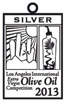 Silver Medal, Los Angeles 2013