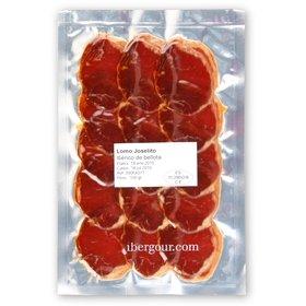 50 gr Pack of sliced Joselito Bellota tenderloin
